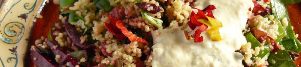 Couscoussalat bio-vegan
